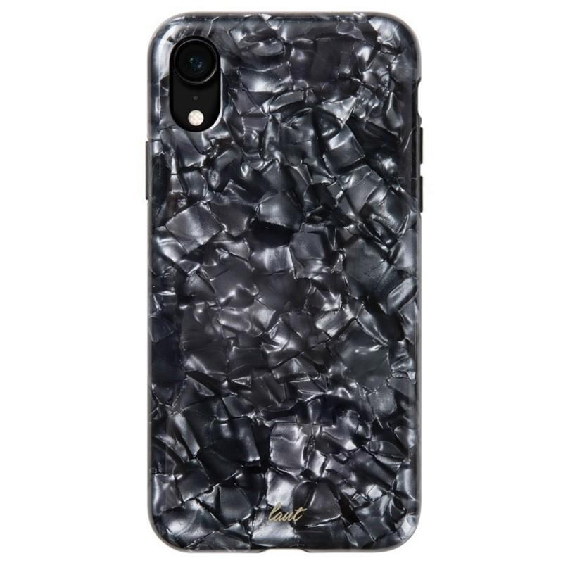 LAUT Pearl Case iPhone XR Zwart 03