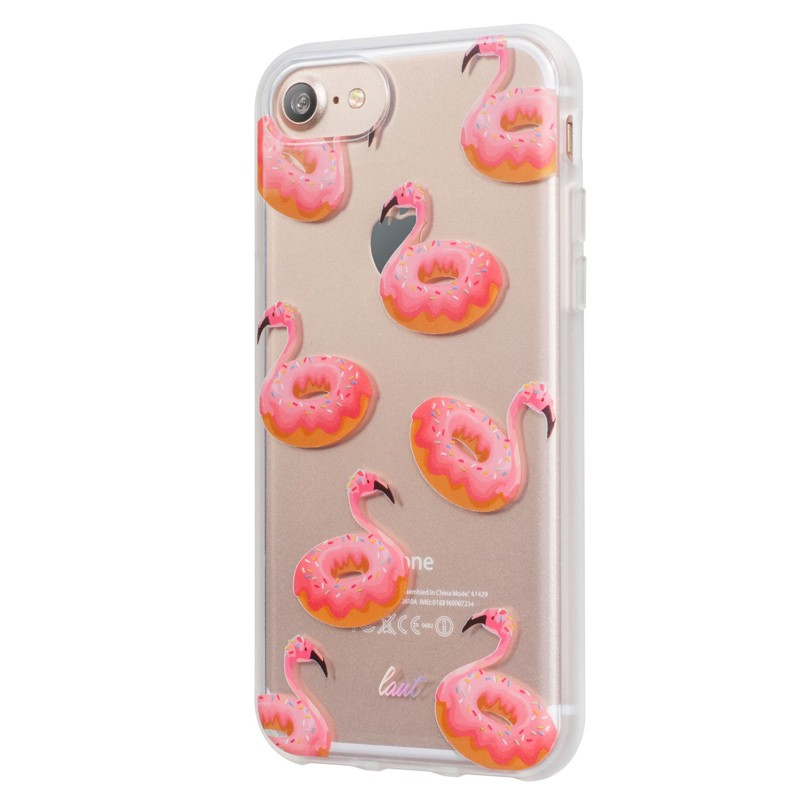 LAUT - Pop-Ink iPhone 7 FlamingO 02