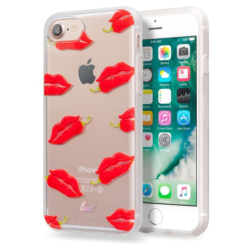 LAUT - Pop-Ink iPhone 7 Hotlips 01