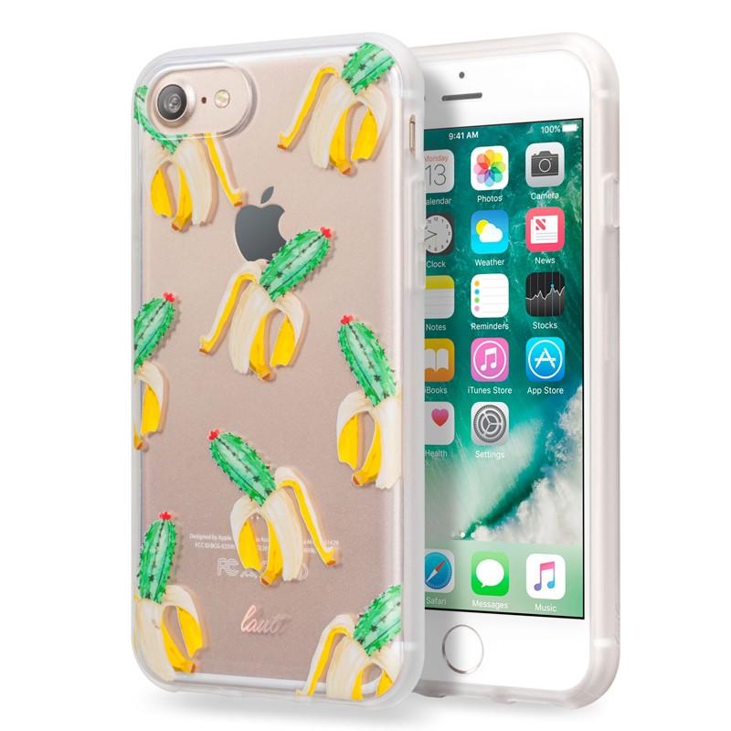 LAUT - Pop-Ink iPhone 7 Plus Cactus 01