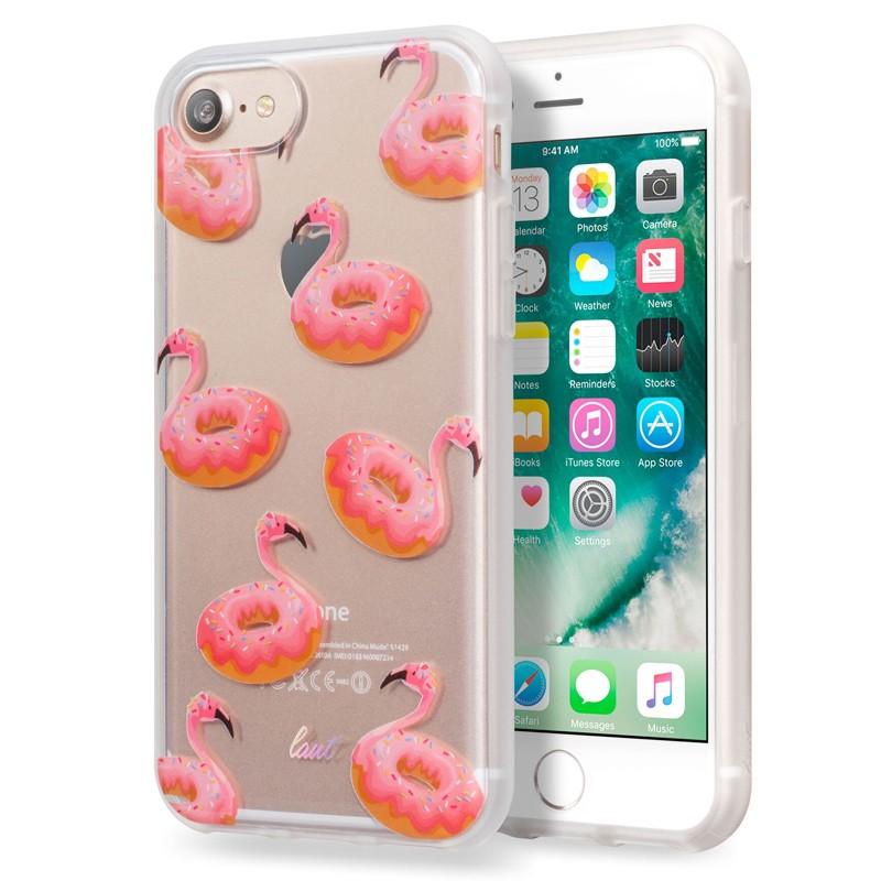 LAUT - Pop-Ink iPhone 7 Plus FlamingO 01
