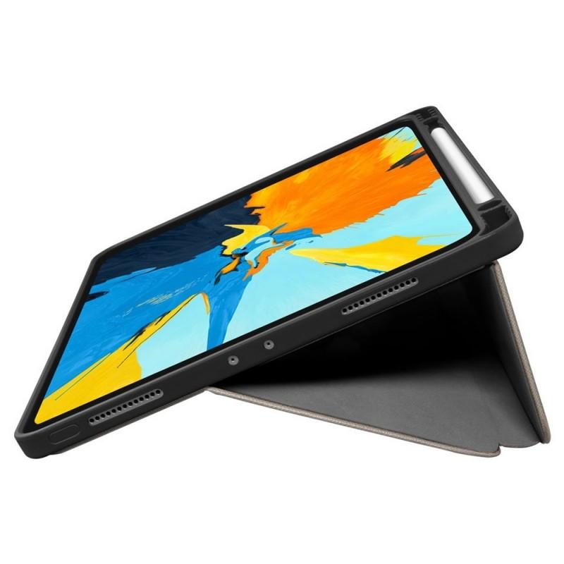 LAUT Prestige Folio iPad Pro 11 inch Taupe - 4