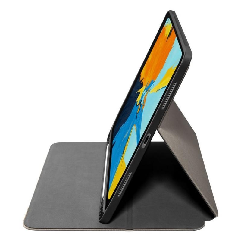 LAUT Prestige Folio iPad Pro 12,9 inch (2018) Taupe - 2