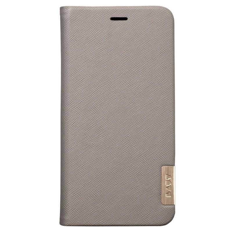 LAUT Prestige Folio iPhone XS Max Wallet Taupe 04