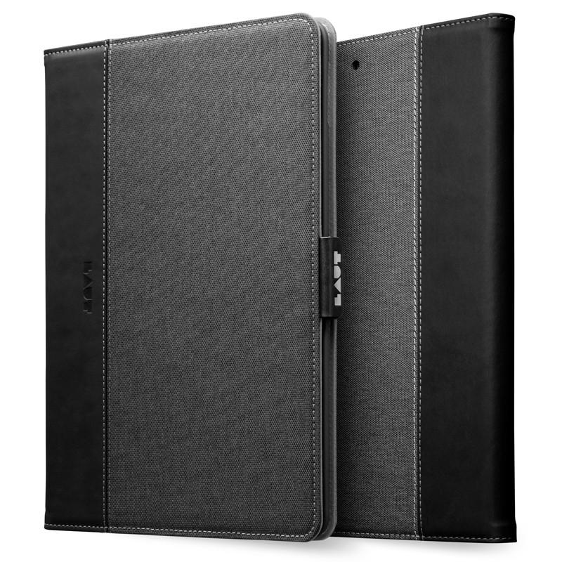 LAUT - Profolio iPad 9,7 inch 2017 Black 01