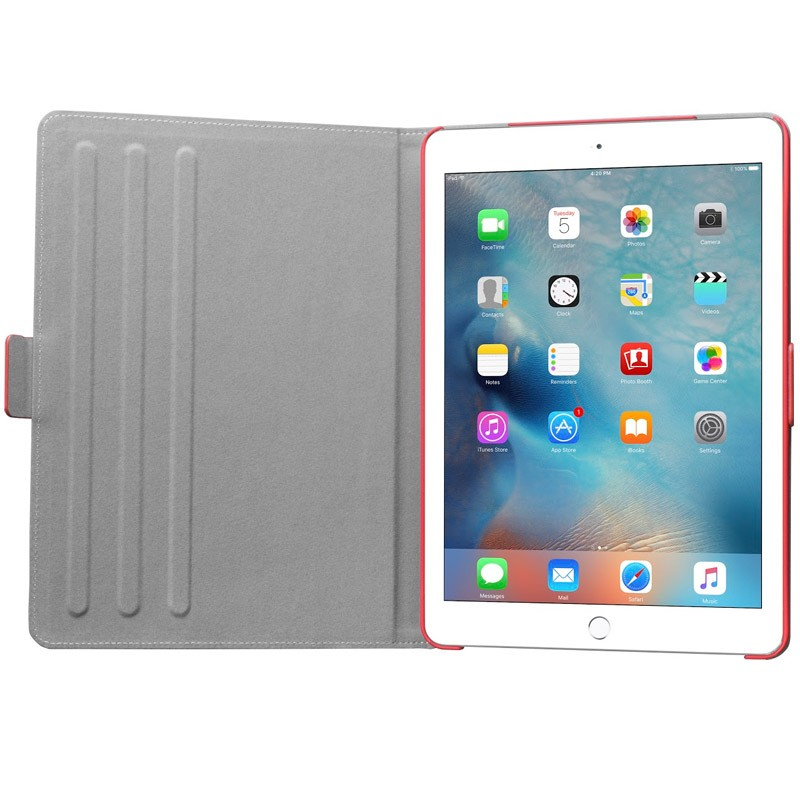LAUT Profolio iPad Pro 9,7 inch Red - 3