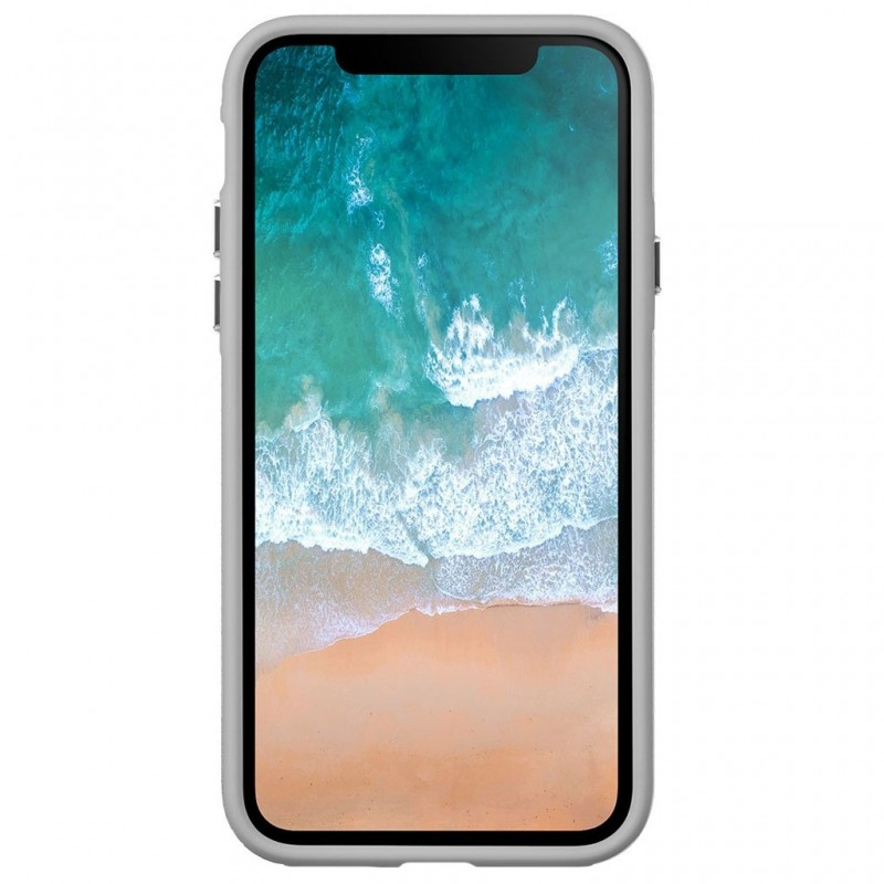 LAUT Shield iPhone X White - 3