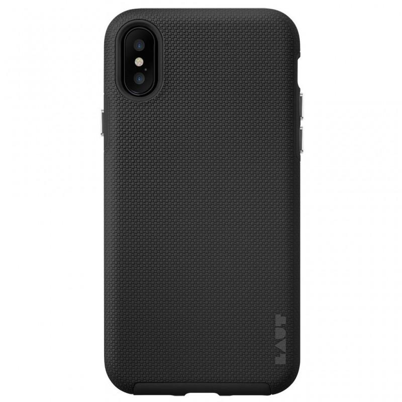 LAUT Shield iPhone X/Xs Black- 3