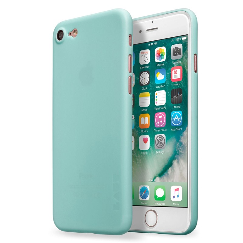 LAUT SlimSkin iPhone 7 Green 01