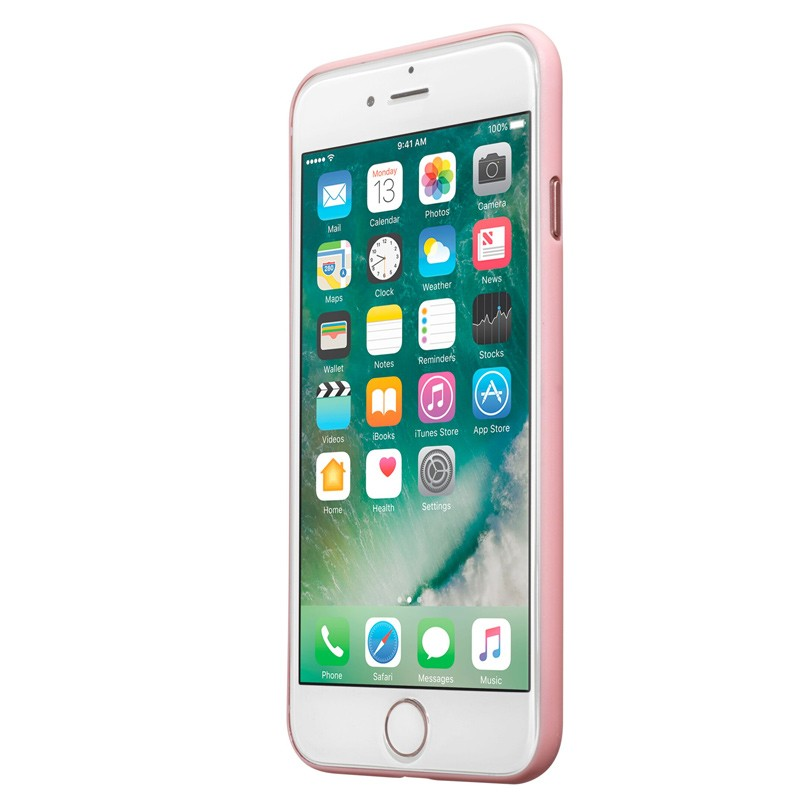 LAUT SlimSkin iPhone 7 Pink 03