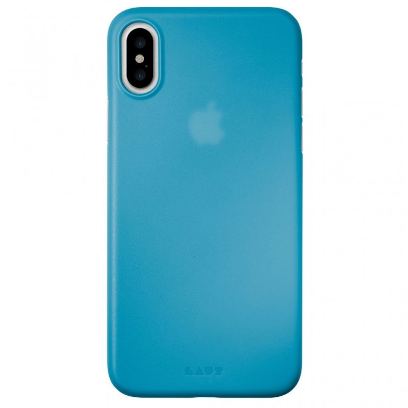 LAUT SlimSkin iPhone X/Xs Blue - 2