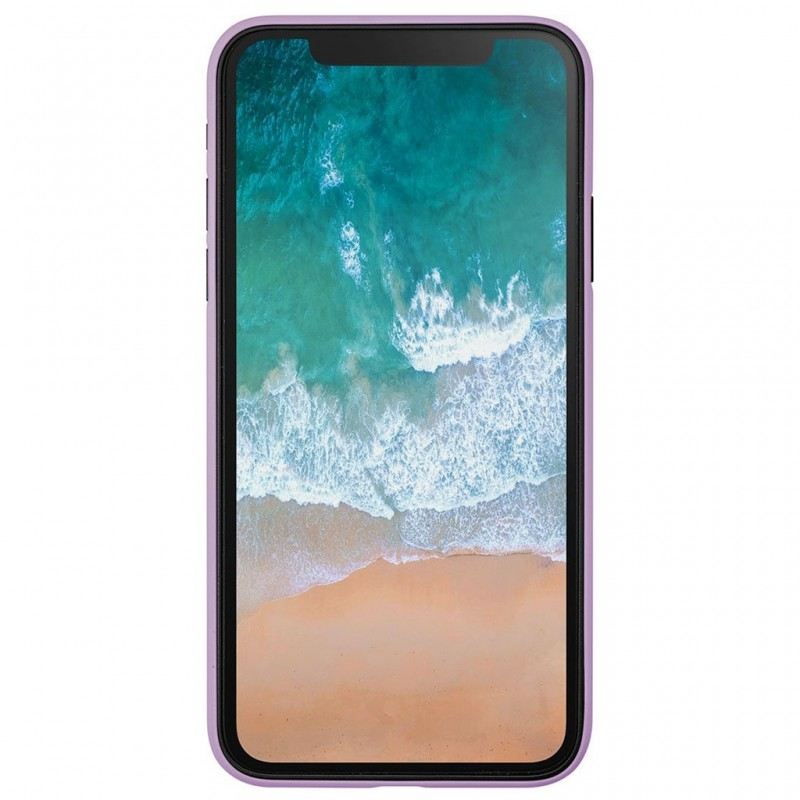 LAUT SlimSkin iPhone X/Xs Violet Purple - 3