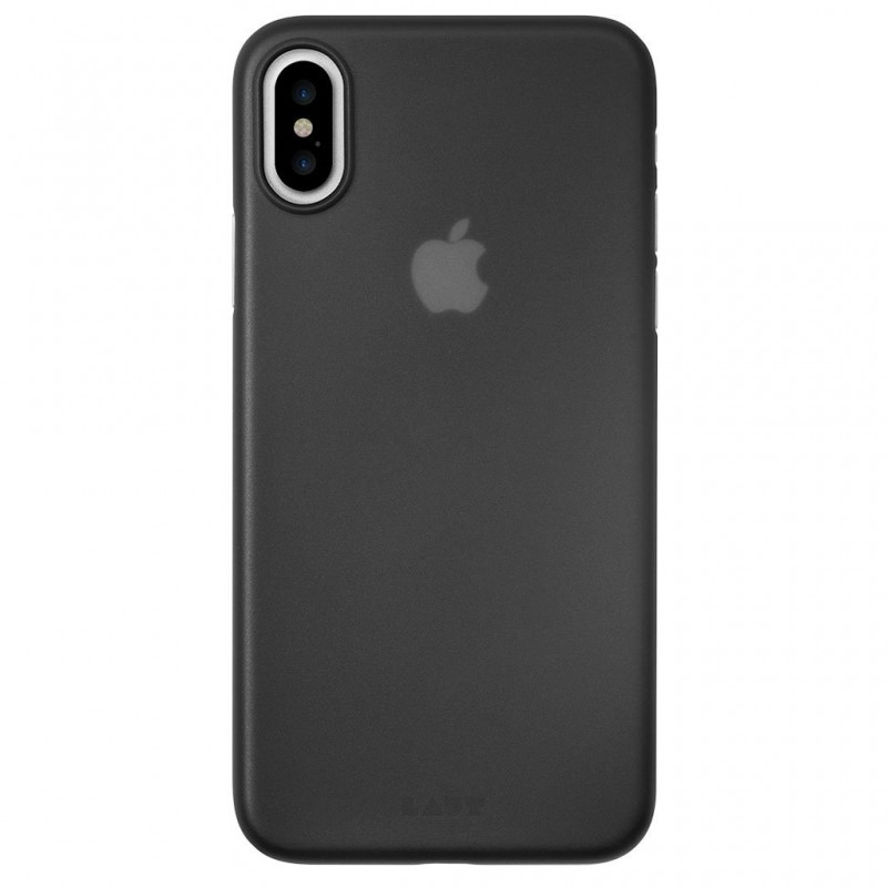 LAUT SlimSkin iPhone X/Xs Black - 2