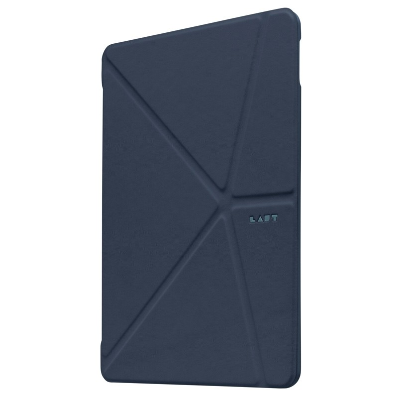 LAUT - Trifolio hoes voor iPad Pro 10.5 Blue 01