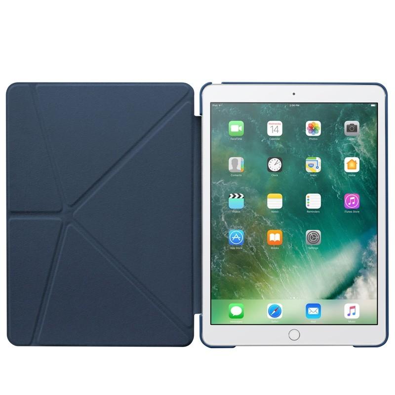 LAUT - Trifolio hoes voor iPad Pro 10.5 Blue 03