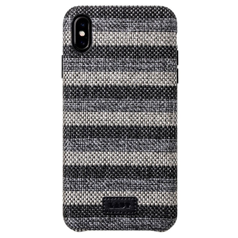 LAUT Venture Case iPhone XS Max Grijs 03