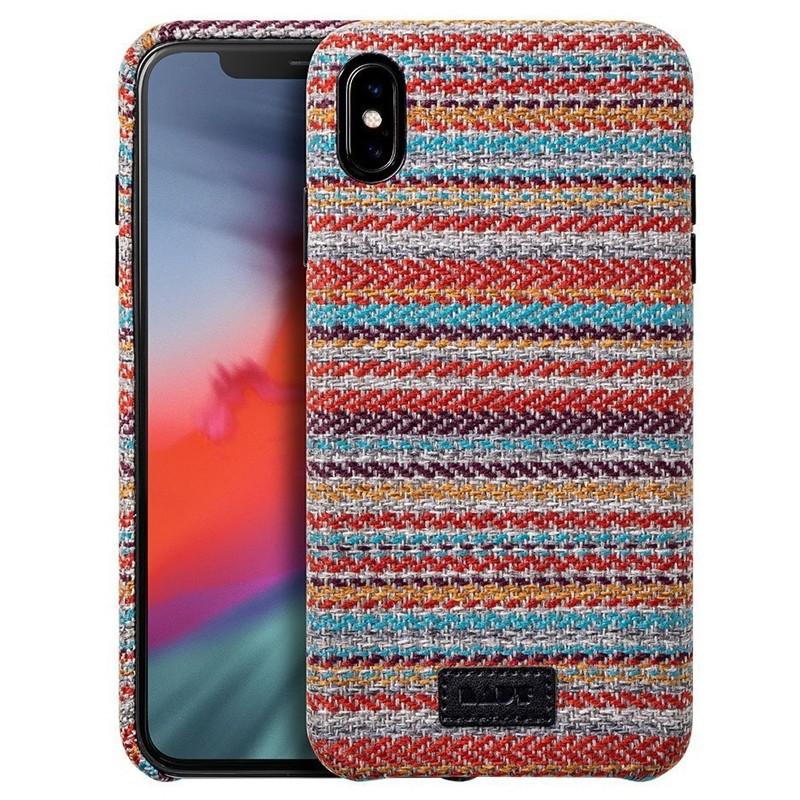 LAUT Venture Case iPhone XS Max Rood 01