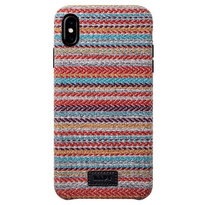 LAUT Venture Case iPhone XS Max Rood 03