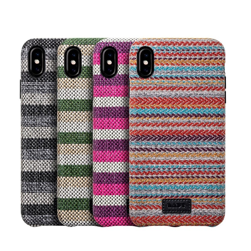 LAUT Venture Case iPhone XS Max Grijs 04