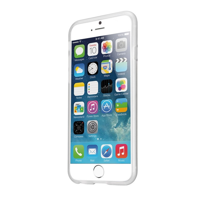 LAUT Huex iPhone 6 Plus Silver - 2