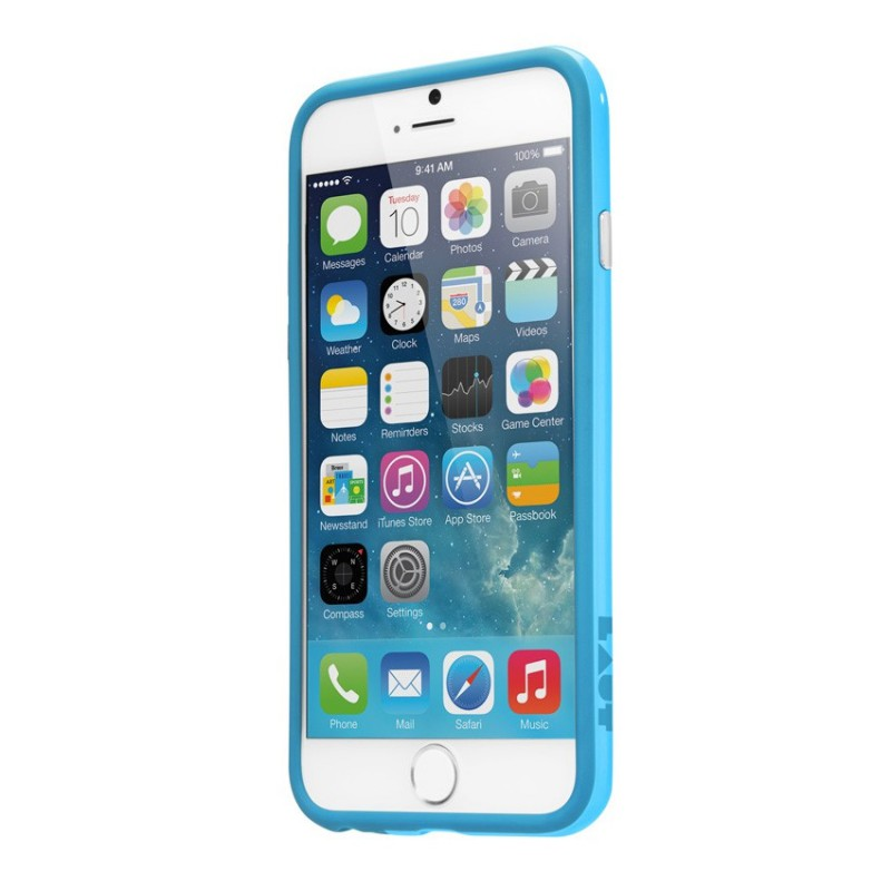 LAUT Loopie  iPhone 6 Plus Blue - 2