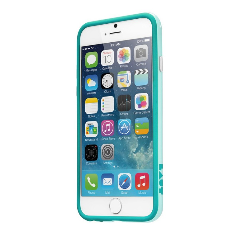 LAUT Loopie  iPhone 6 Plus Green - 2