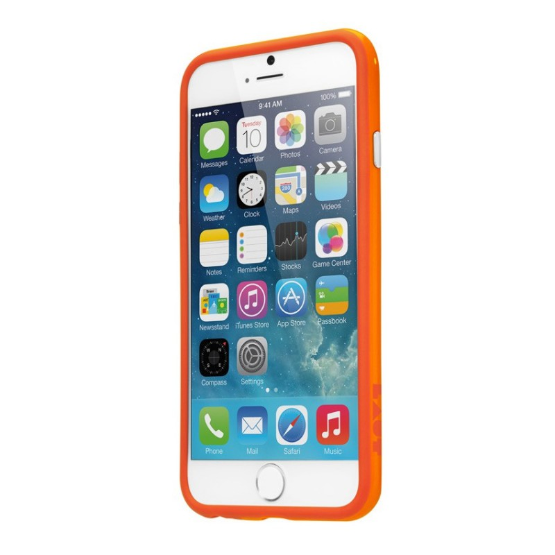 LAUT Loopie  iPhone 6 Plus Orange - 2