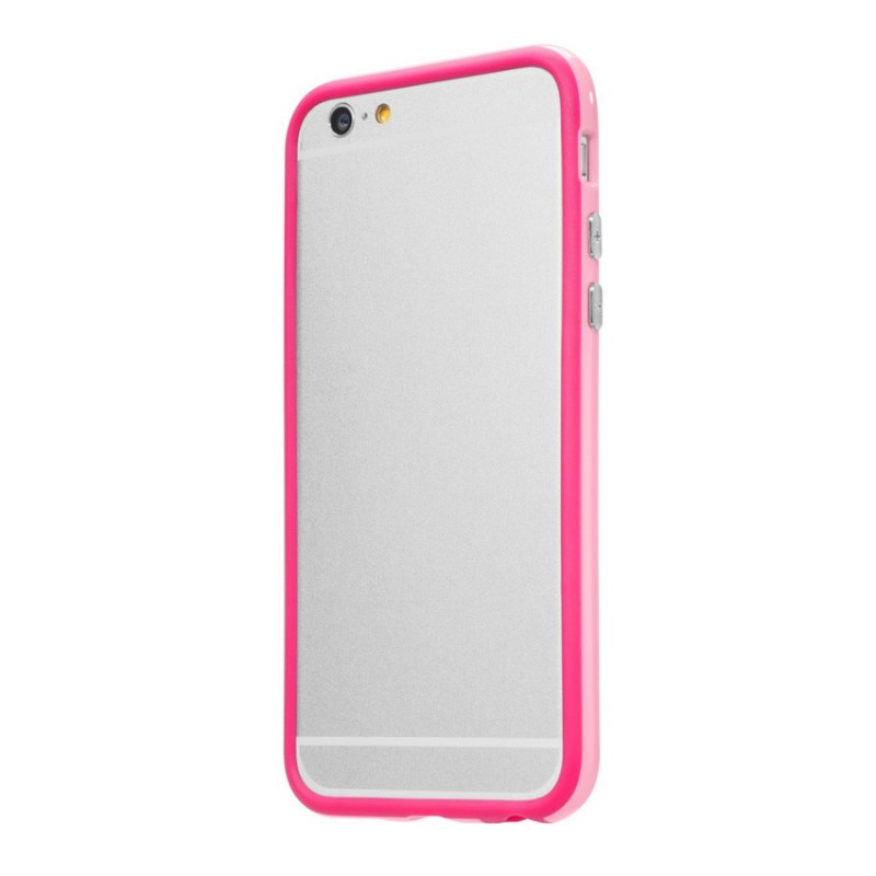 LAUT Loopie  iPhone 6 Plus Pink - 1
