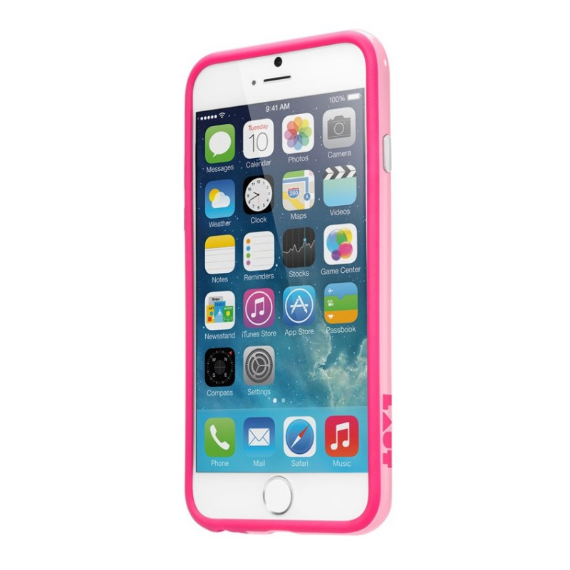 LAUT Loopie  iPhone 6 Plus Pink - 2