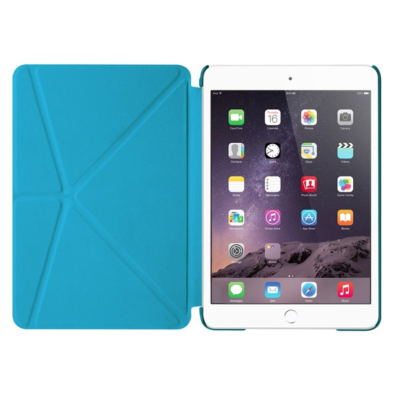 LAUT Trifolio iPad mini 4 Blue - 3