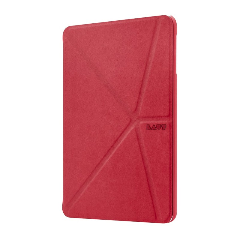LAUT Trifolio iPad mini 4 Red - 2