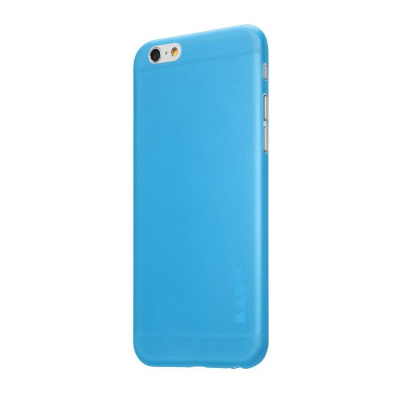 LAUT SlimSkin iPhone 6 Blue - 1