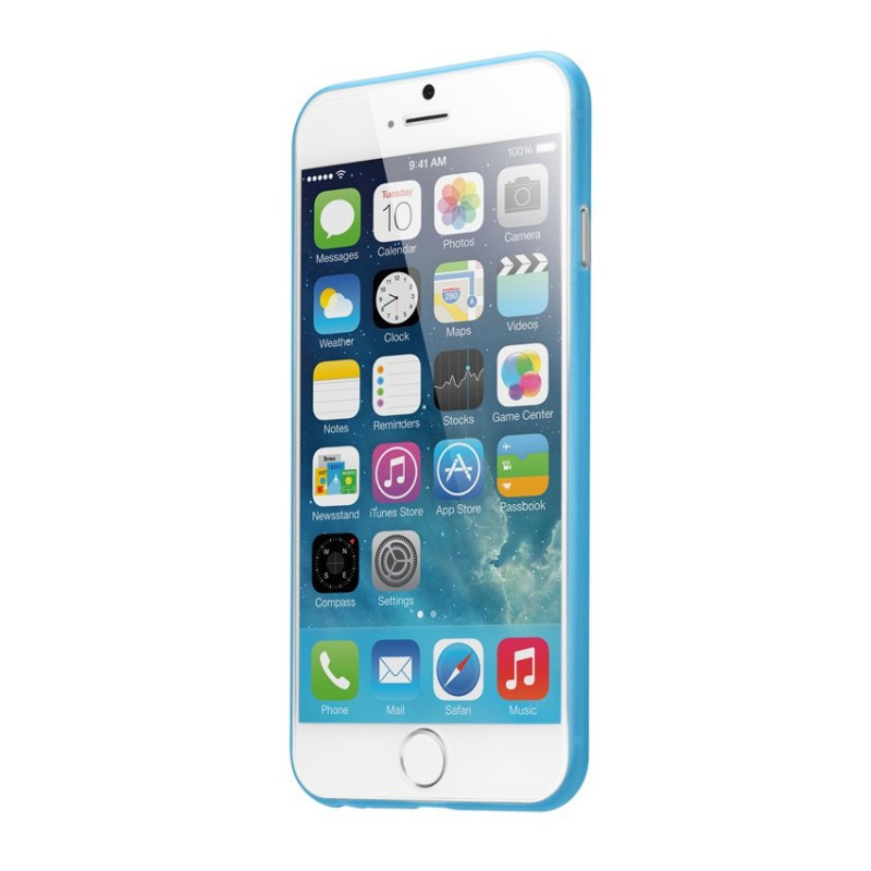 LAUT SlimSkin iPhone 6 Plus Blue - 1