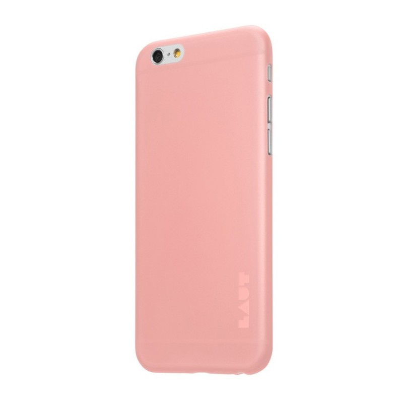 LAUT SlimSkin iPhone 6 Plus Pink - 1