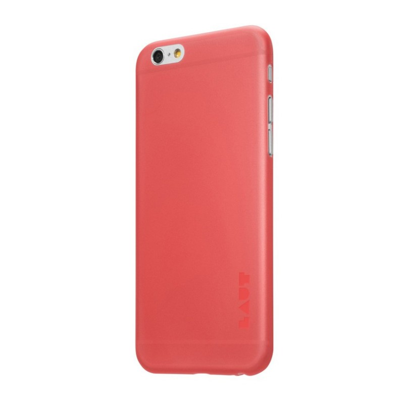 LAUT SlimSkin iPhone 6 Red - 1