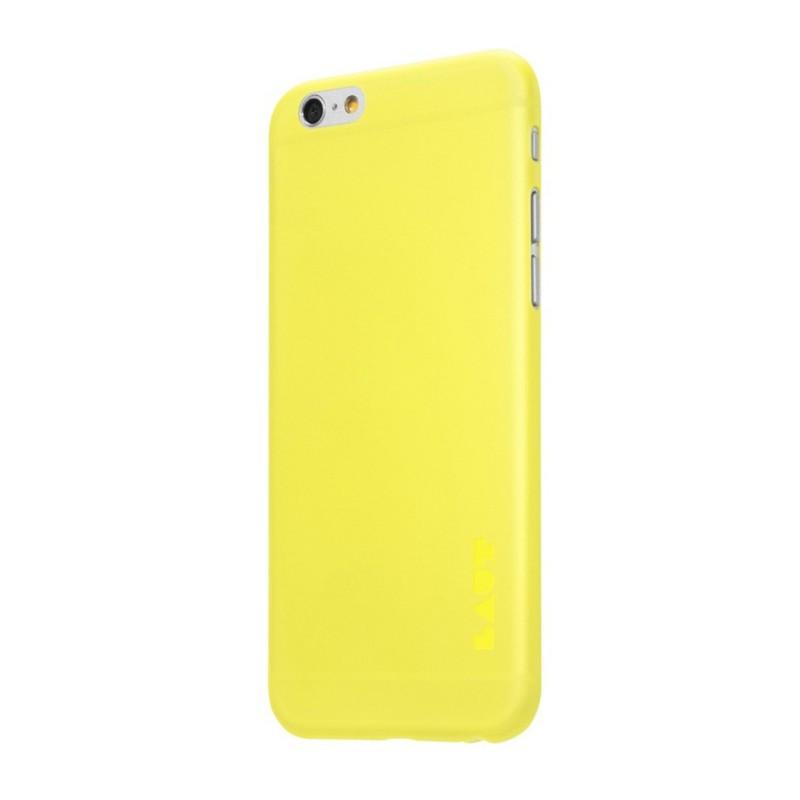 LAUT SlimSkin iPhone 6 Plus Yellow - 1