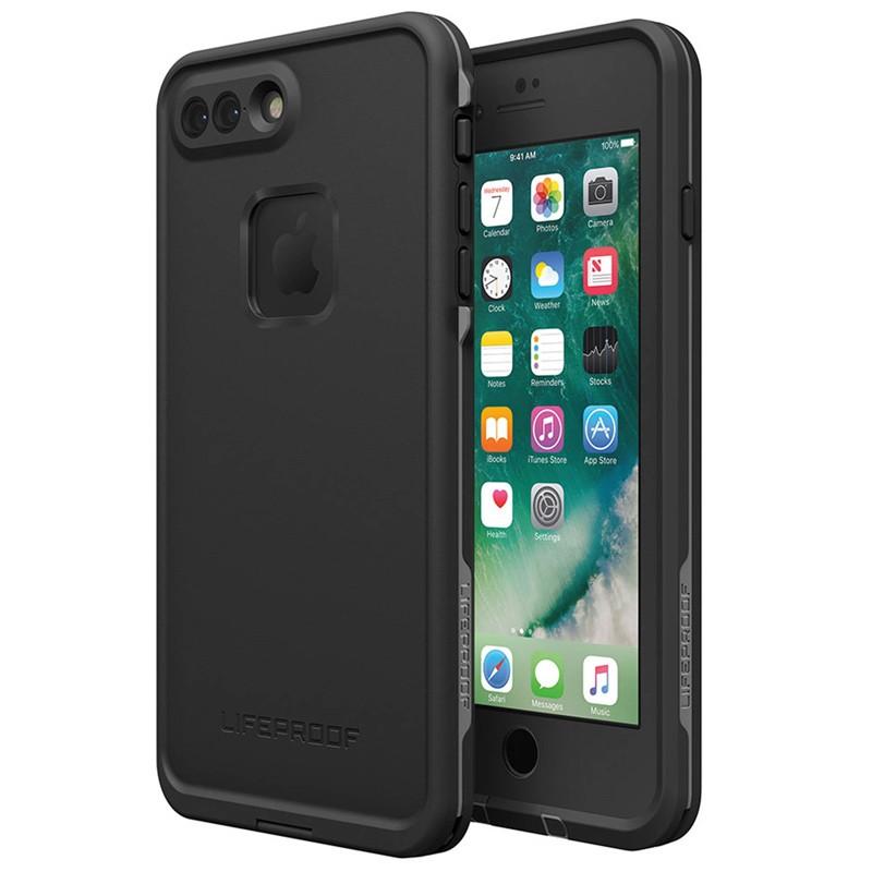 Lifeproof Fre Case iPhone 7 Plus Black - 01