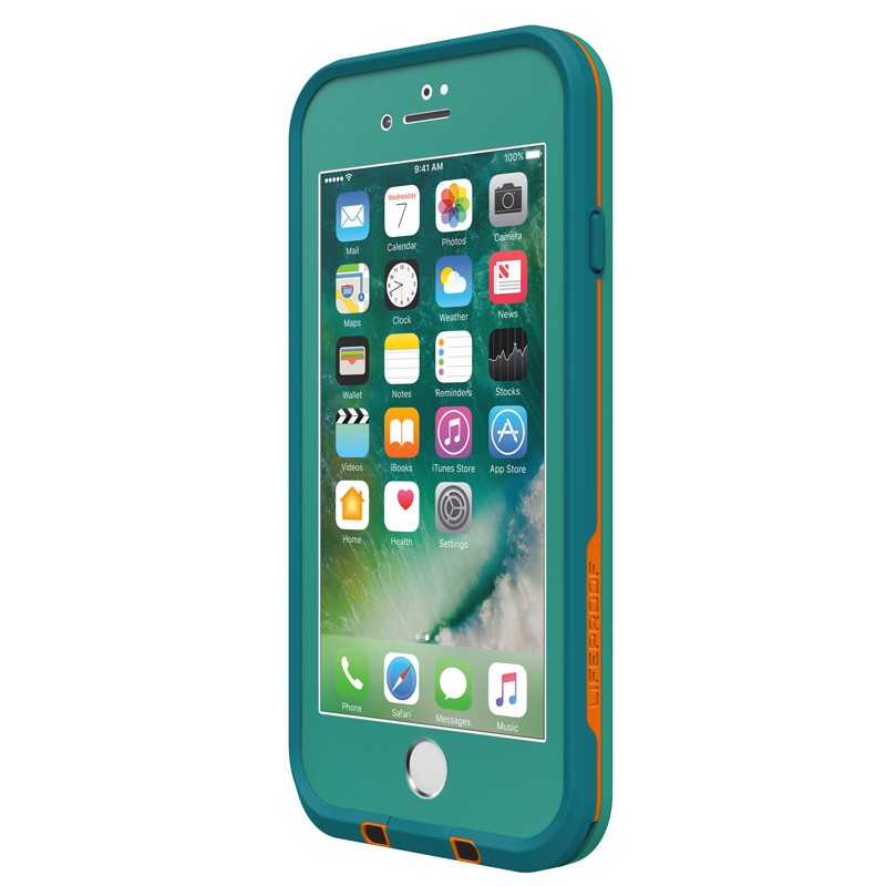 Lifeproof Fre Case iPhone 7 Sunset Bay Green - 2