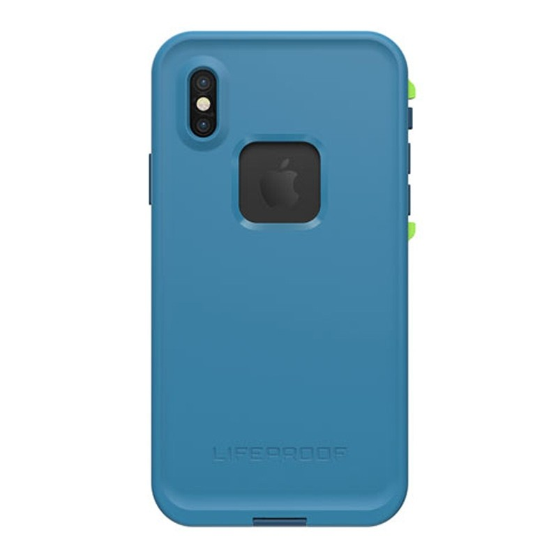 Lifeproof Waterproof Fre Case iPhone X Banzai Blue 02