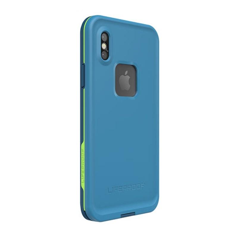 Lifeproof Waterproof Fre Case iPhone X Banzai Blue 06