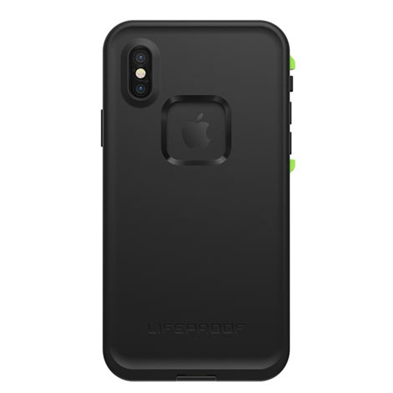 Lifeproof Waterproof Fre Case iPhone X Zwart 02