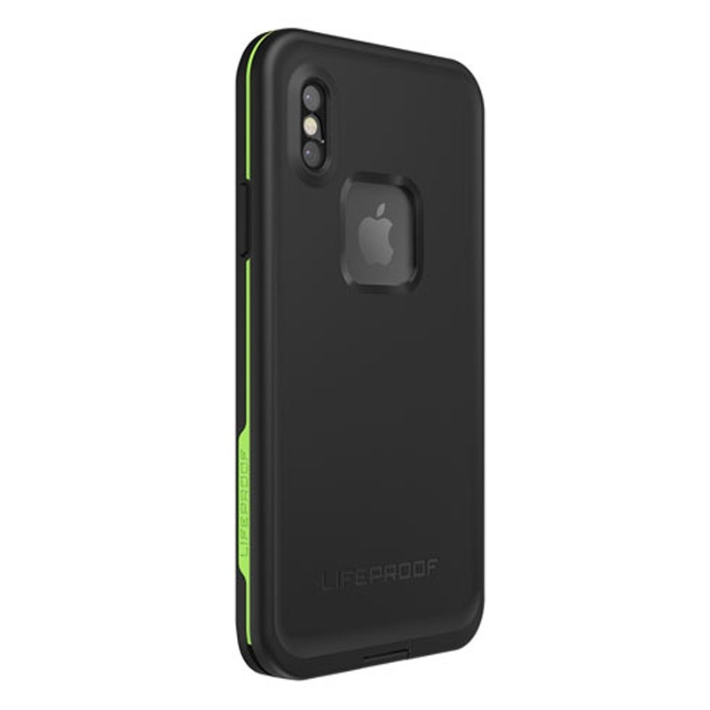 Lifeproof Waterproof Fre Case iPhone X Zwart 06