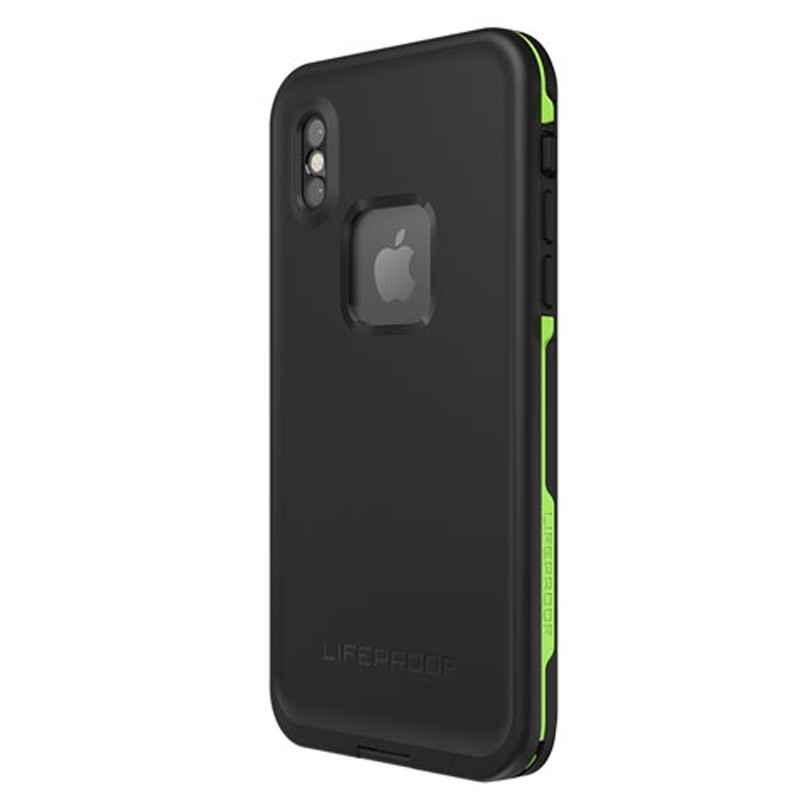 Lifeproof Waterproof Fre Case iPhone X/Xs Zwart 07
