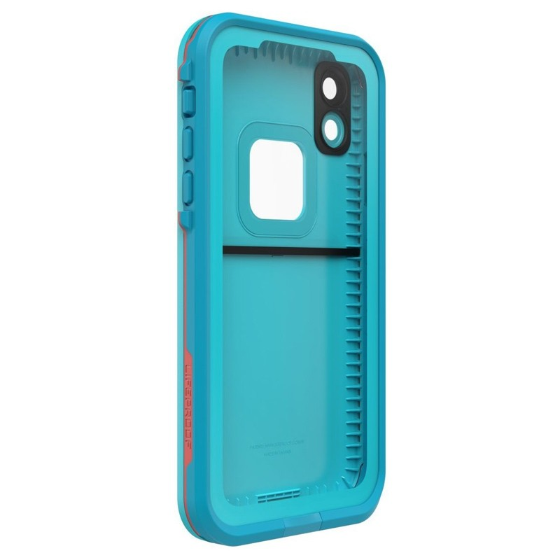 LifeProof Waterdichte Fre Case iPhone XR Boosted Blauw 05