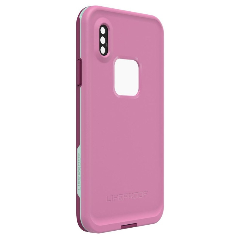 LifeProof Waterdichte Fre Case iPhone XR Frost Bite Roze 03