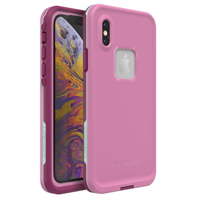 Lifeproof Waterproof Fre Case iPhone X/Xs Roze 01