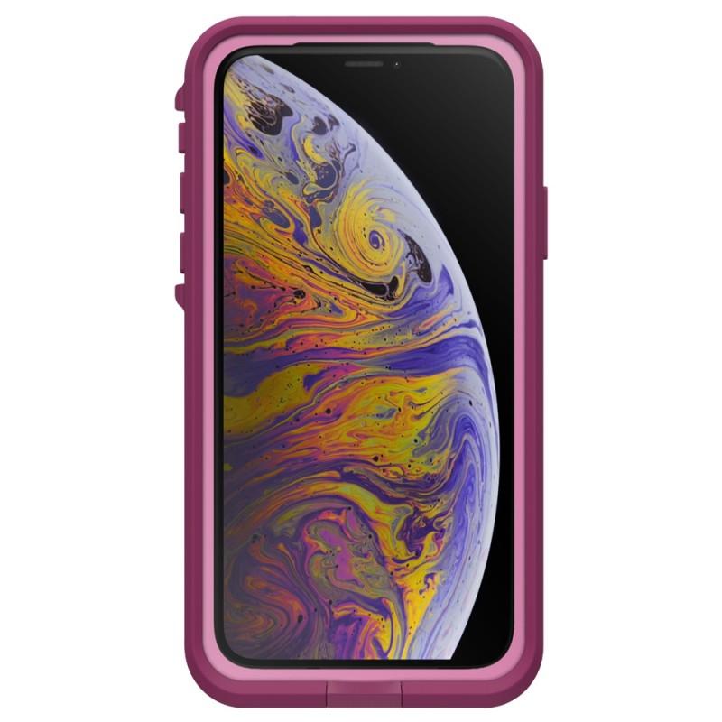 Lifeproof Waterproof Fre Case iPhone X/Xs Roze 04