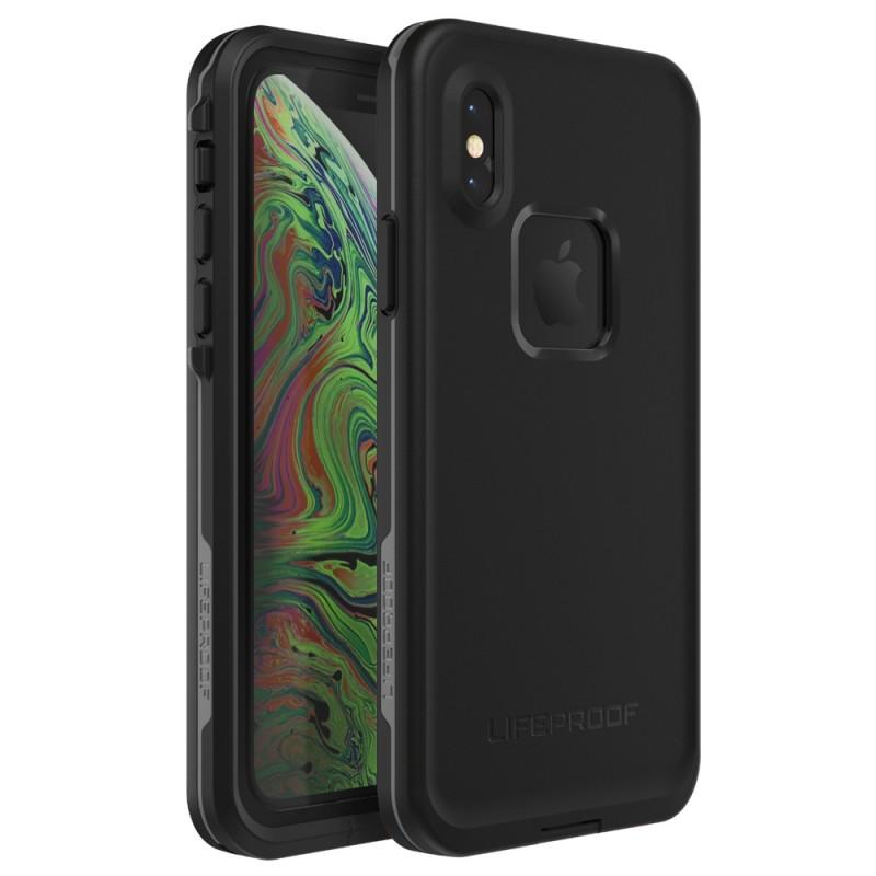 Lifeproof Waterproof Fre Case iPhone X/Xs Zwart 01