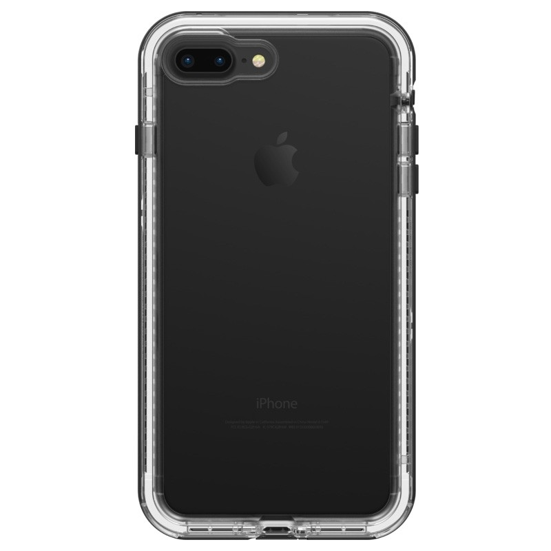 Lifeproof Next iPhone 8 Plus/7 Plus Black Crystal - 2
