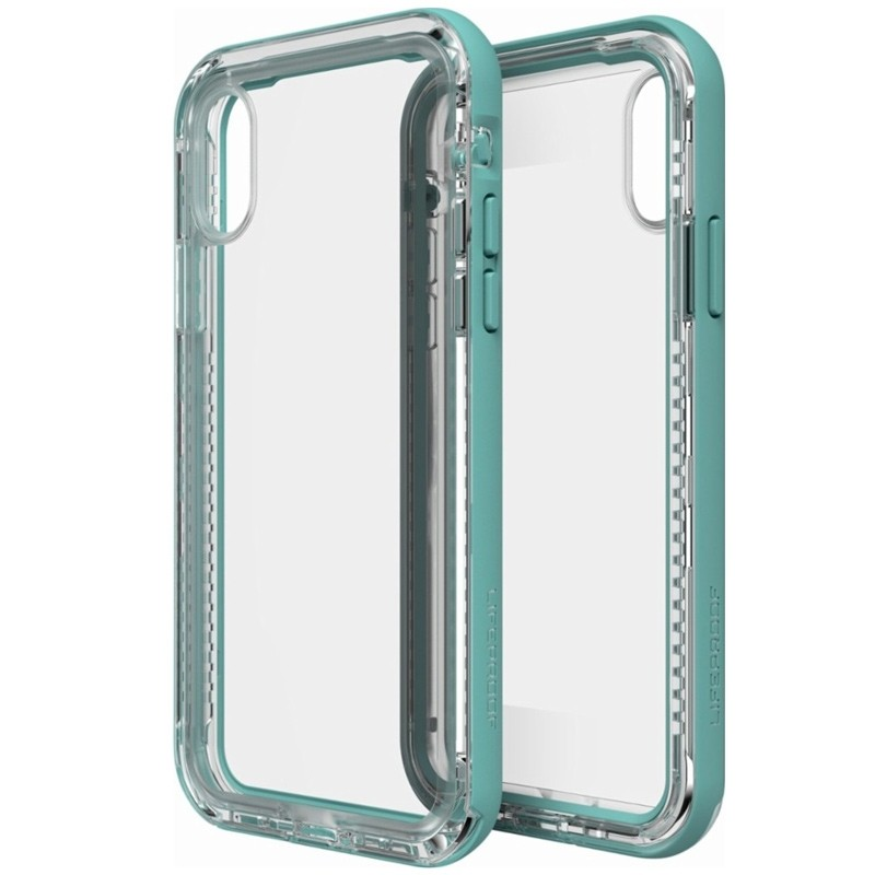 Lifeproof Next iPhone X Case Seaside Turquoise 01